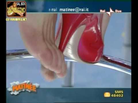 rossella brescia piedi nudi  YouTube