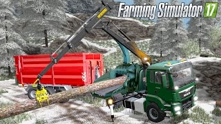 "[""Farming Simulator 17"", ""Farming simulator 2017"", ""fs17"", ""winter"", ""snow"", ""goldcreast valley snow edition"", ""mods"", ""man"", ""man tgs 18.480"", ""jenz"", ""woodchipper"", ""jenz hem583"", ""chipping wood"", ""forestry"", ""logging"", ""gameplay""]"