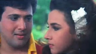 O Lal Dupatte Wali - Govinda, Chunky Pandey, Rageshwari, Aankhen Song