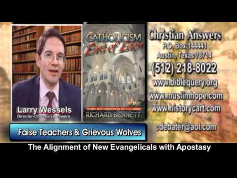 GRIEVOUS WOLVES WITHIN THE CAMP (ACTS 20:29): CHUCK COLSON, J.I. PACKER, JOHN STOTT, BILL BRIGHT