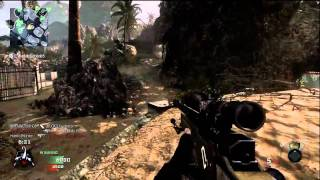 NO MOMMY! Call of Duty Black Ops Little Kid Freakout