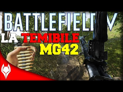 BATTLEFIELD V - LA TEMIBILE MG42 thumbnail