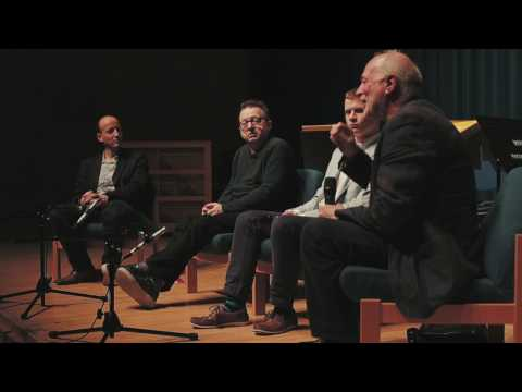This Silence: Mark-Anthony Turnage in conversation with Richard Causton