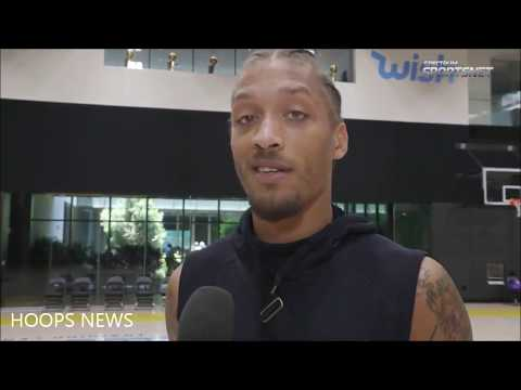 Michael Beasley on his decision to join Lakers play with LeBron and Young core