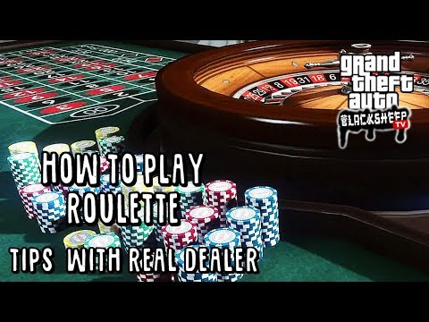 How To Play Roulette In GTA Online - Tips With A Real Table Games Dealer