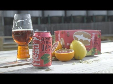 Quick Sip Clip With Dogfish Head: Flesh & Blood IPA