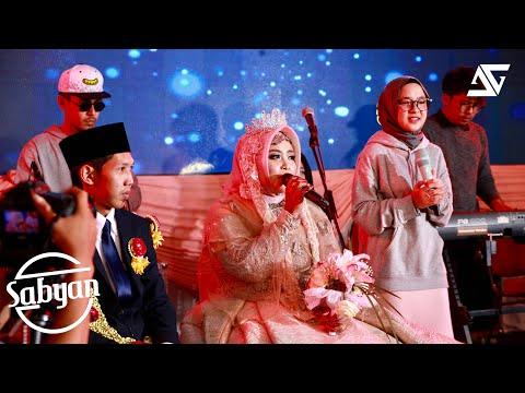 Resepsi Pernikahan GUSTI & INAYAH feat. SABYAN GAMBUS dan GUBERNUR KHOFIFAH di NDRESMO (AT-TAUHID)