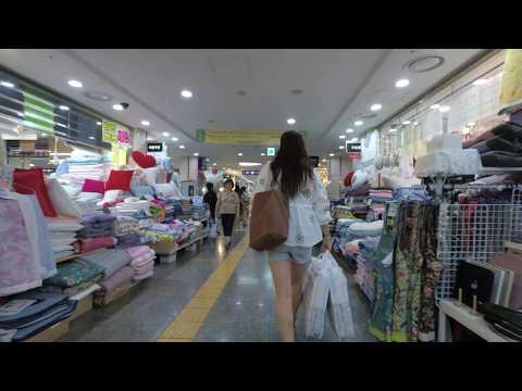[4K] 고투몰(강남터미널지하상가) - Walking around GoTo Mall, Seoul, Korea