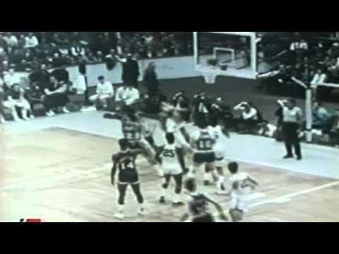 1966 EDSF Gm. 5 Royals vs. Celtics