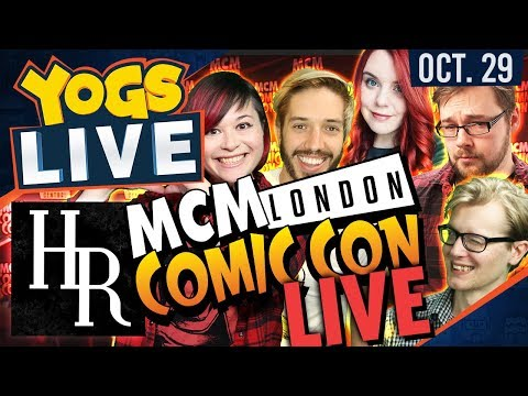 MCM High Rollers Panel - 29th October 2017
