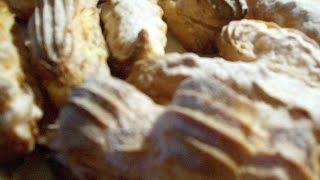 Заварные пирожные (эклеры )(Заварные пирожные – одно из самых любимых лакомств, которое очень легко приготовить в домашних условиях,..., 2015-01-30T18:41:42.000Z)