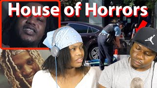 FBG Duck Chicago's House of Horrors REACTION