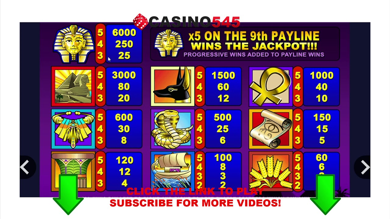 Spiele Treasure Nile - Video Slots Online