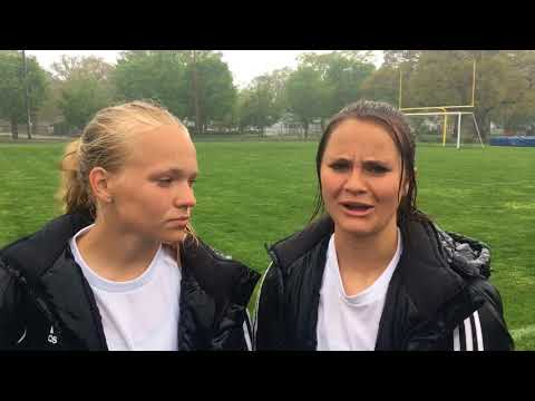 Top scorers for No. 1 North Muskegon girls soccer team discuss balance