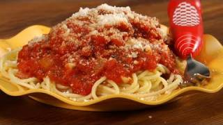 How to Make Speedy Marinara Sauce That Kids Love