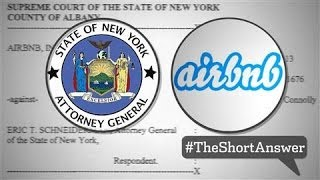 Gambar cover Airbnb's Legal Fight in N.Y. Explained
