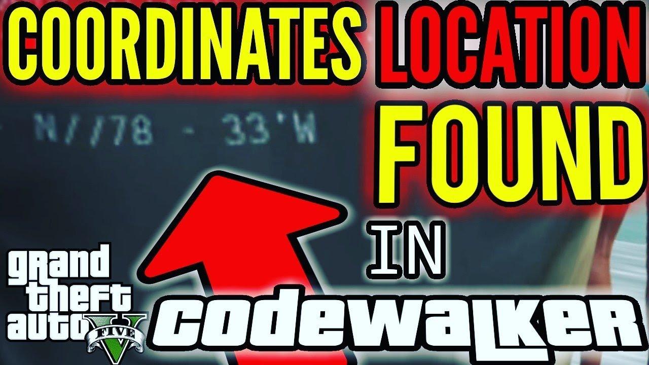 GTA 5 LOCATION OF SECRET COORDINATES FOUND!