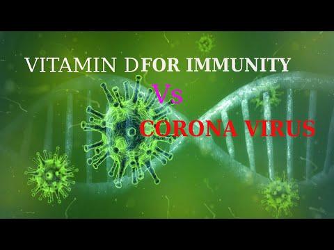 COVID 19: Vitamin D For Strong Immunity Firewall Against Corona Virus