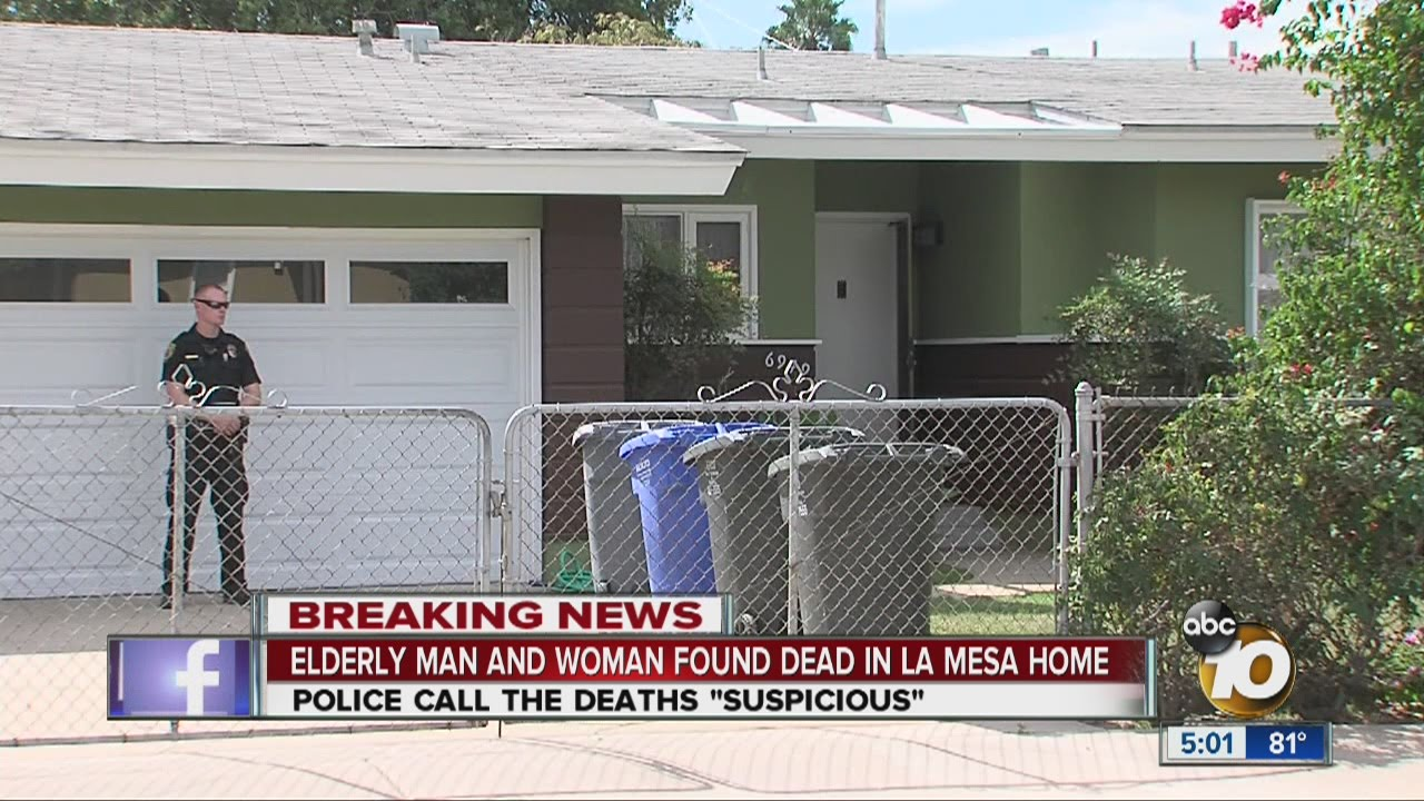 Crime: Mother and 10-year-old son found dead in Mesa home