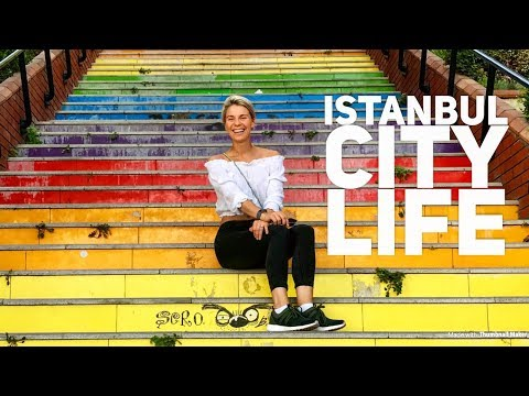 Life in Istanbul: Week 1| Messy hotel life & other