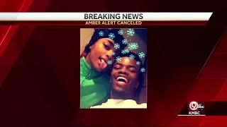 Amber Alert canceled for KC teen after circumstances change