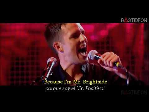The Killers - Mr. Brightside (Sub Español + Lyrics)