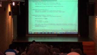 Implementando Python en JavaScript por Angel Lopez - PyCon 2013