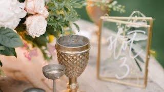 Vlog флориста  Свадьба в Польше  свадьба в ангаре