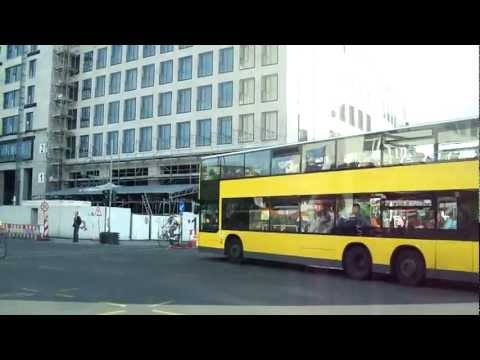 Exclusive: Buses in Berlin, Germany