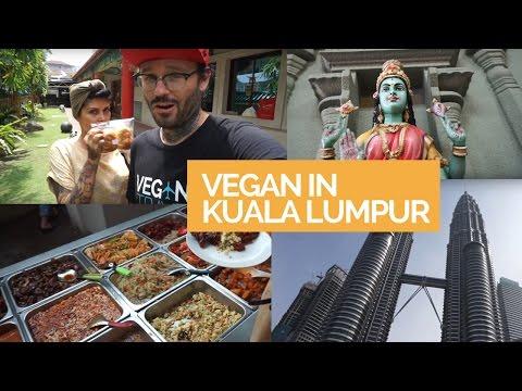 Vegan Travel in Kuala Lumpur, Malaysia