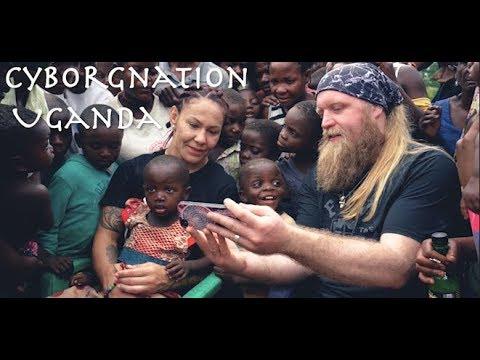 Fight For The Forgotten Cyborg Nation Destination Uganda UFC Cris Cyborg in Africa