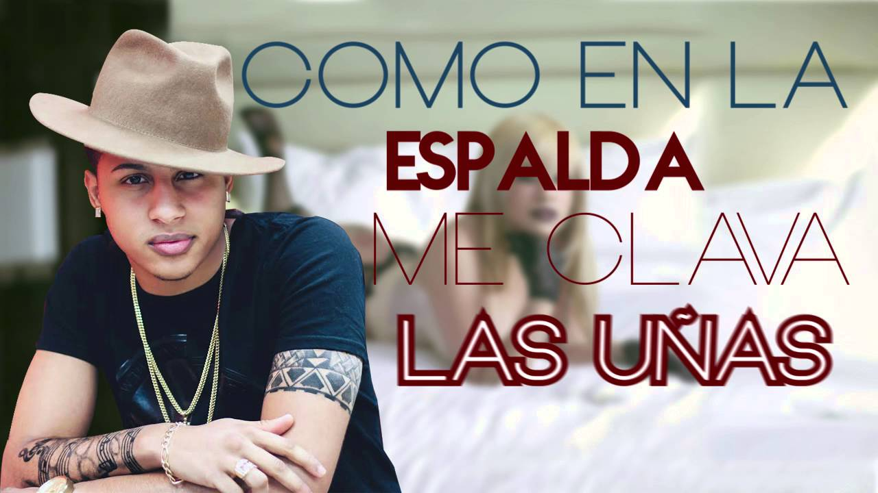 La Insuperable Ft Manuel Flow  - Escondio Remix Video Lyrics