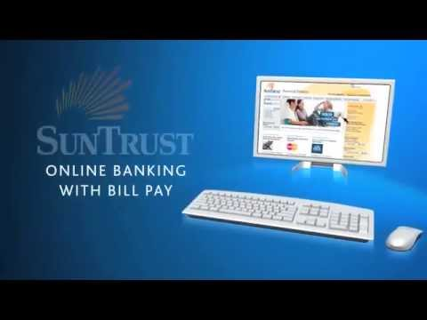 Suntrust - Online Banking Bill Pay Animation