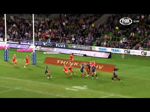 Melbourne Storm Amazing Moment ᴴᴰ