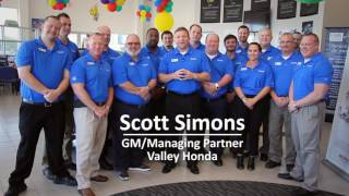 Valley Honda of Staunton - Welcome to the Family Event