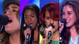 🎤 Fifth Harmony ~ X Factor USA Performances