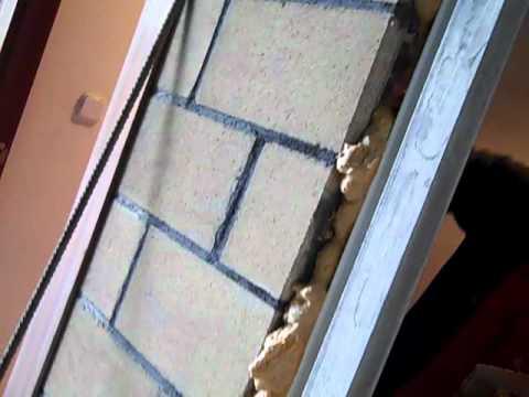 Instalaci n ventana aluminio youtube - Como colocar puertas correderas ...