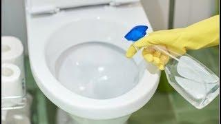 видео Как очистить унитаз от ржавчины