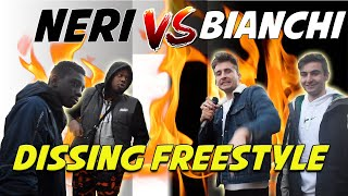Neri VS Bianchi - Gara di DISSING freestyle!!