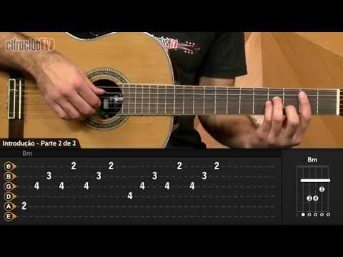 Te Vivo - Luan Santana (aula De Violão)