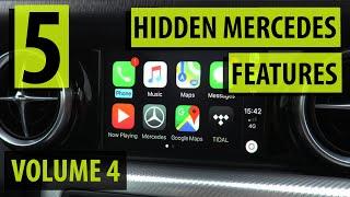 5 Hidden Mercedes functions, tricks & features - Vol 4
