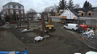Time lapse video of the Cumberland Farms project in Northborough, MA.