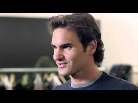 Roger Federer Keeps His Cool in New TV spot for Credit Suisse