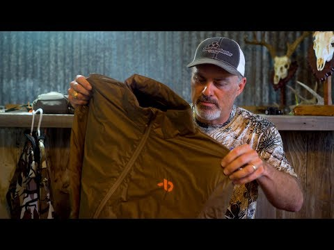 Layering For Backcountry Bow Hunt - First Lite, Kuiu, WoolX