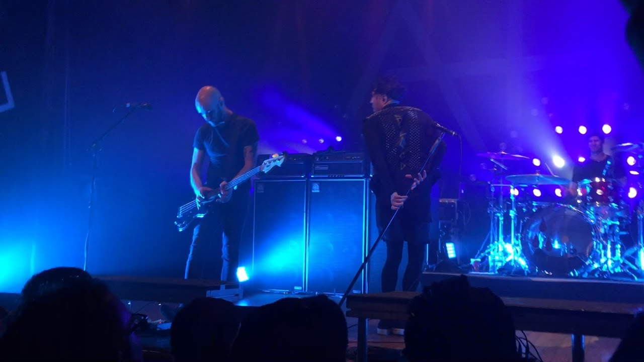 afi: beautiful thieves - 6/20/17 - house of blues - cleveland, oh