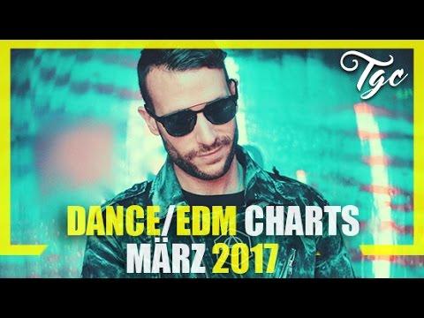 TOP 20 DANCE / EDM CHARTS - MÄRZ 2017
