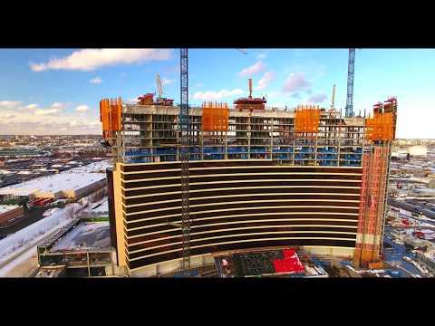 Wynn Casino - Everett, MA Under Construction