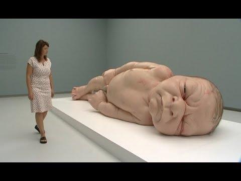 Vijf fascinerende voorbeelden van hyperrealistische kunst