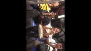 Don't sleep like this in MRT