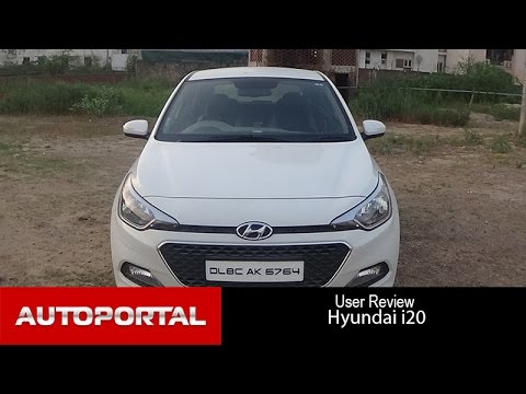 Hyundai i20 User Review - 'best exterior' -  Autoportal